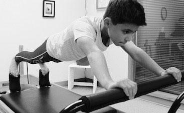 Kids Athletic Training